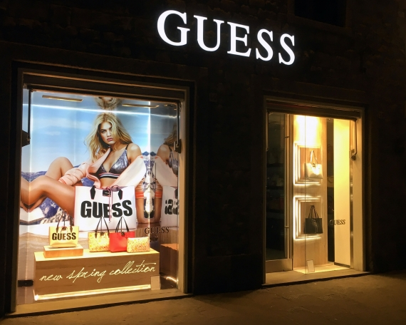 GUESS FLORENCE 2017